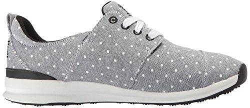 Skechers BOBS von Frauen Phresh Fashion Sneaker Schwarzer Punkt