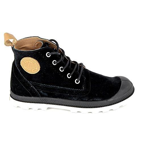Sneaker Da Donna Al Palladio Londra Lp Mid W High, Marrone Noir