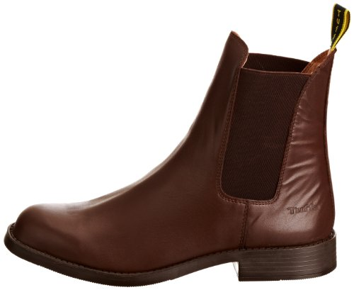 Boot Polo Leather Tuffa Brown Jodphur t6gYqwz