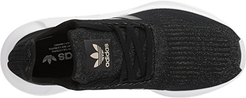 Adidas Originals Women's Swift W Running-Shoes,Core Black/Core Black/White,8 M US