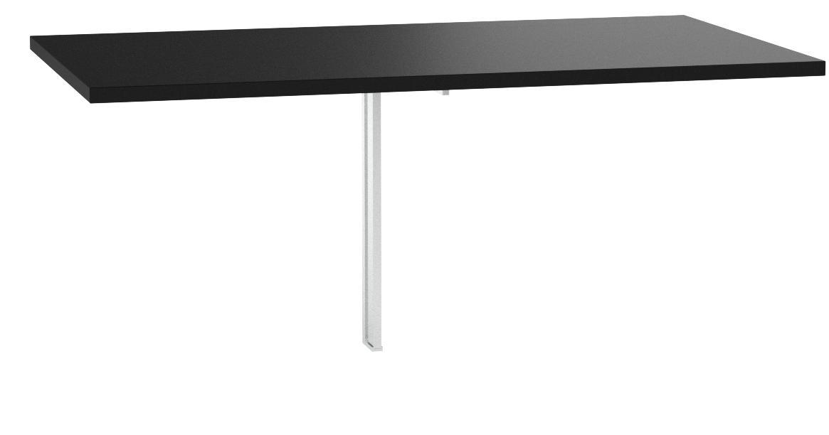 Ikea Bjursta Drop Leaf Table 35 3 8x19 5 8 Black Furniture Decor Amazon Com