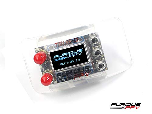 Furious True-D V3.5 Diversity Receiver System Firmware 3.8 – Clarity Redefined (for FatShark Dominator V1/V2/V3 & HD V2/V3 HDO)
