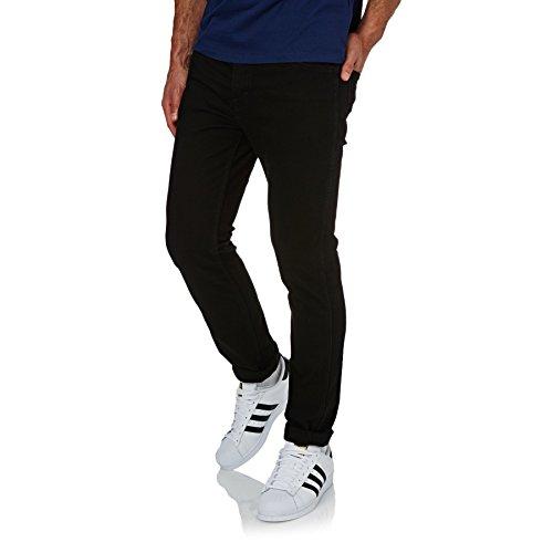 Azul Levi's auténticos Black OT Hombre rectas Línea Classic delgado Jeans 8 azules zwUZzqr