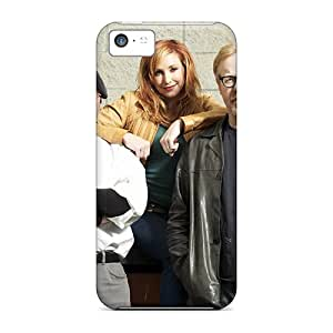 For JamesDLaughlin Iphone Protective Case, High Quality For Iphone 5c Other Myth Busters Backgrounds Skin Case Cover