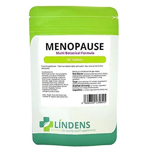 Menopausia Fórmula 3-PACQUETE 180 Tabletas trébol rojo Sage regaliz Ginseng: Amazon.es: Salud y cuidado personal