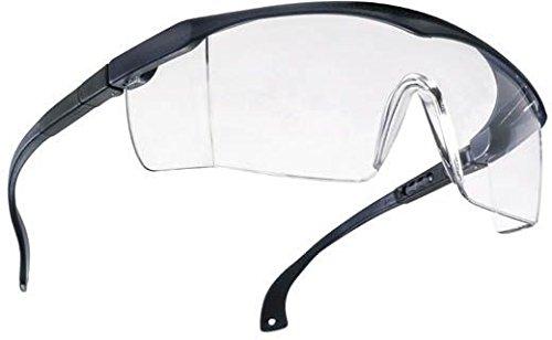 Schutzbrille Tector BASIC klar klassische Schutzbrille mit integriertem Seitenschutz Feldtmann 41931