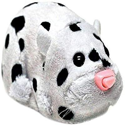 Zhu Zhu Pets Hamster Toy Moo: Toys & Games