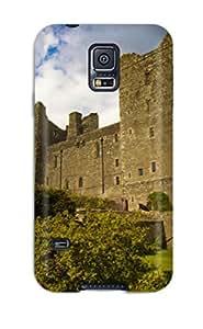 Fashion MZhnPTz9318PuxRh Case Cover For Galaxy S5(bolton Castle)