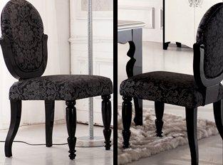 Lot De 2 Chaises Baroque Chaise De Salle A Manger Amazon Fr