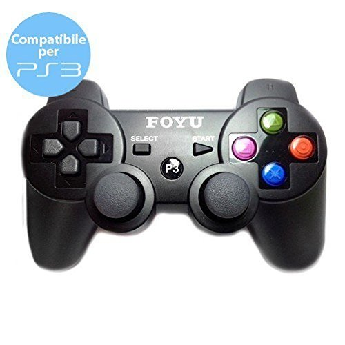 142 opinioni per CONTROLLER WIRELESS PS3