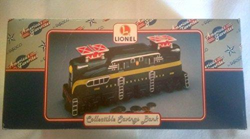 Lionel 2332 Pennsylvania Locomotive Train Collectible Savings Bank