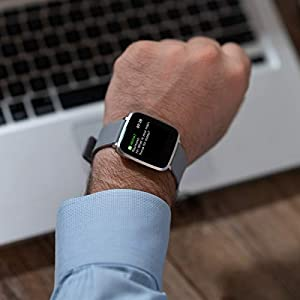 Bebinca Smartwatch Fitness Activity tracker Notifiche..