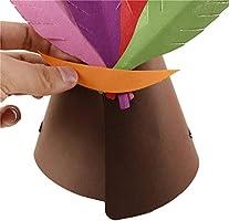 BESTOYARD Sombrero de Disfraces de acción de Gracias Turquía con Plumas  para niños y Adultos Sombrero. Cargando imágenes. 9d45ebb255e