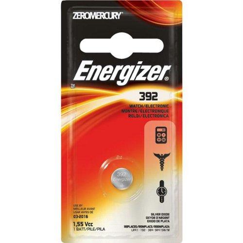 Energizer 392bp Battery Watch (Energizer Silver Oxide #392 1.5-Volt (Each))