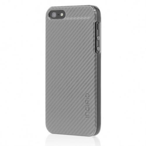 Incipio IPH-912 Feather CF Case for iPhone 5 - Retail Pac...