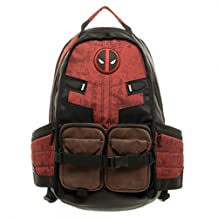Marvel Deadpool Suit Backpack