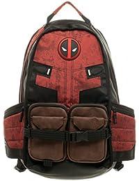 Marvel Deadpool Laptop Backpack - ST