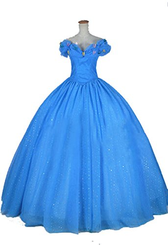 Deluxe Cinderella Ball Gown