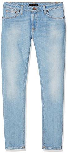 Breeze Blu fresh Uomo Nudie Skinny Jeans Lin AIxqwyY80