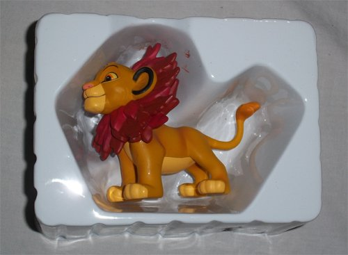 (Walt Disney The Lion King Baby Simba Christmas Ornament)