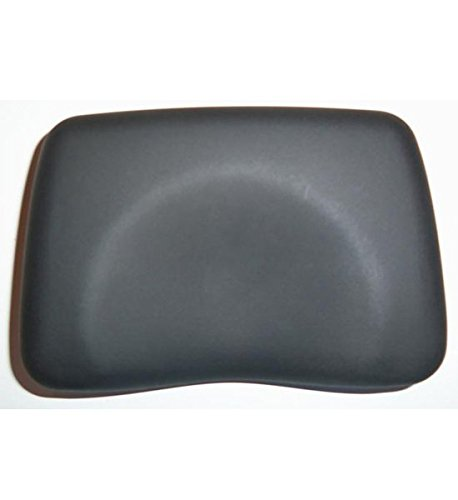 Deluxe Contour Tanning Bed Pillow - Closed Cell Foam - 6 to Choose From (Black)