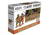 Wargames Atlantic Classic Fantasy Halfling Militia
