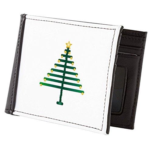 Truly Billfold Christmas Men's Teague Truly Tree Teague Wallet Men's Plain rfgxYr