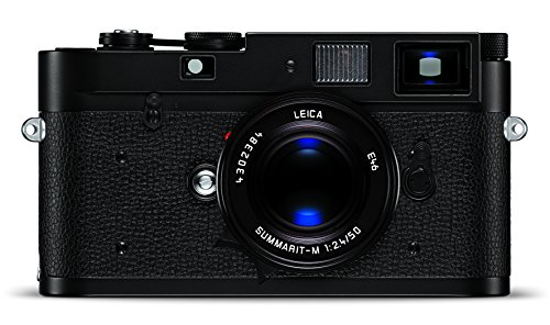 Leica 10370 LeicaM-A Typ 127 Rangefinder Camera (Black)