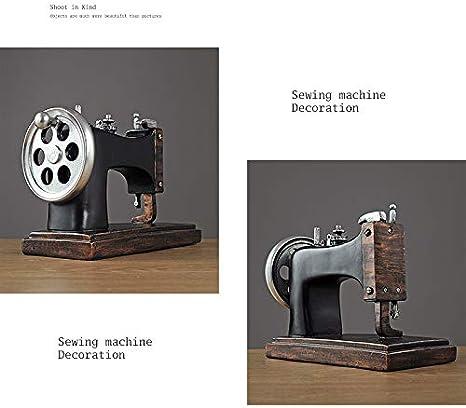 Shopps La Escultura de máquina de Coser Antigua, exquisitamente ...