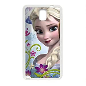 Happy Frozen lovely sister Cell Phone Case for Samsung Galaxy Note3