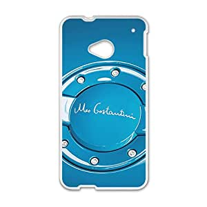 Bugatti sign fashion cell phone case for HTC One M7
