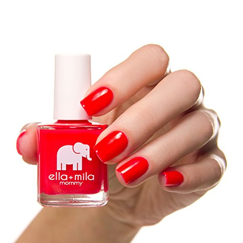 On Sale Ella Mila Nail Polish Mommy Collection Melonade