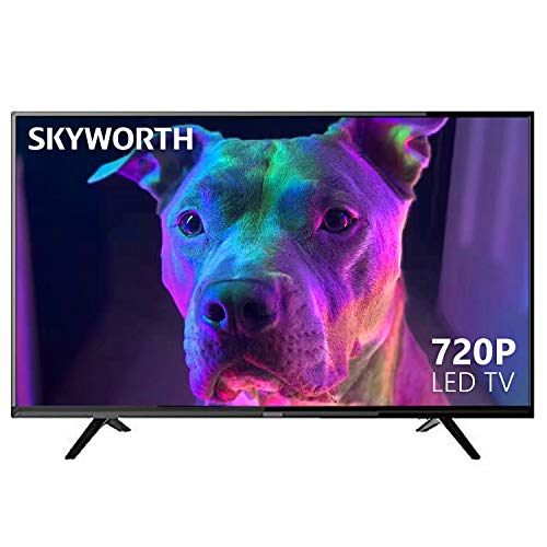"Skyworth E-Series 32E2 720P 32"" Inch LED TV 60 Hz ..."