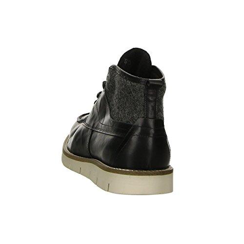 Kim Kay Herren Boots Schwarz