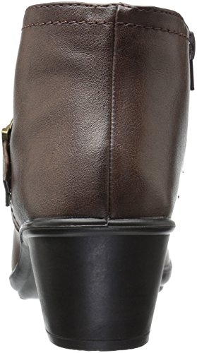Easy Brown Ankle Street Bootie Banks Women's rxOwA1qxX