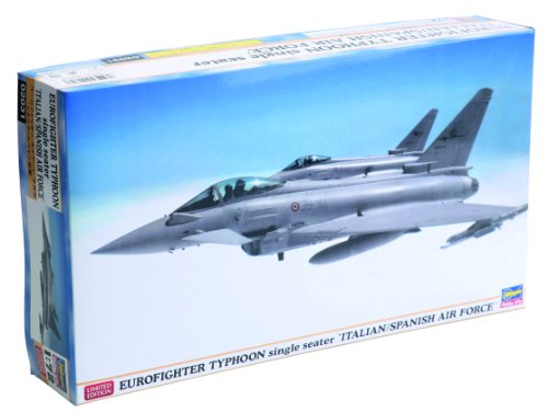 Eurofighter Typhoon Single Seater `Italy/Spanish Air Force` (Plastic model) ()