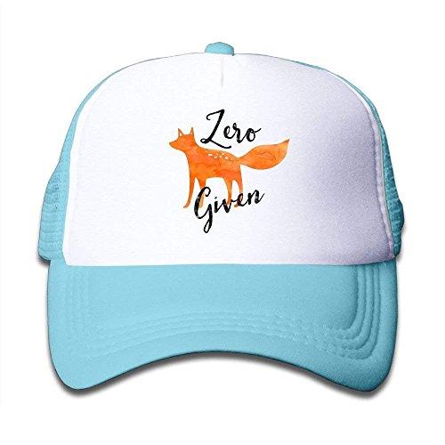 Fox For Trucker Adjustable Gorras Hat Given béisbol Newborn Mesh Peaked ruishandianqi Zero Cap F0PAn