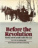 Before the Revolution, Outlet Book Company Staff and Random House Value Publishing Staff, 0517391368