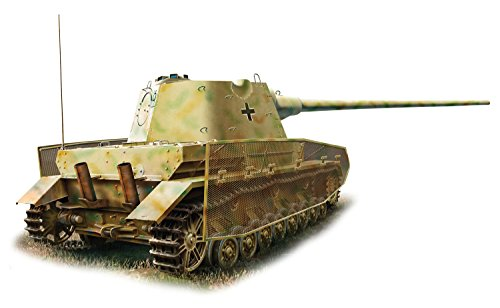 Dragon Models Pz.Kpfw.IV mit Panther F Turret Model Kit (1/35 Scale) Panzer Iv Turret