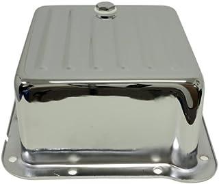 Ford C4 Steel Transmission Pan (Deep Sump) - Chrome