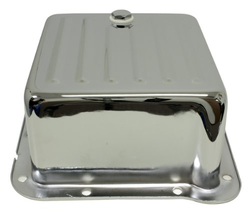 (Ford C4 Steel Transmission Pan (Deep Sump) -)