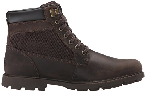 discount factory outlet Rockport Men's Rugged Bucks High Chukka Boot Dark Brown cheap authentic big discount cheap online free shipping choice sale very cheap RHEhLy