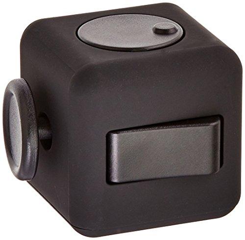 Oliasports Fidget Cube For Fidgeters Toy, Black -