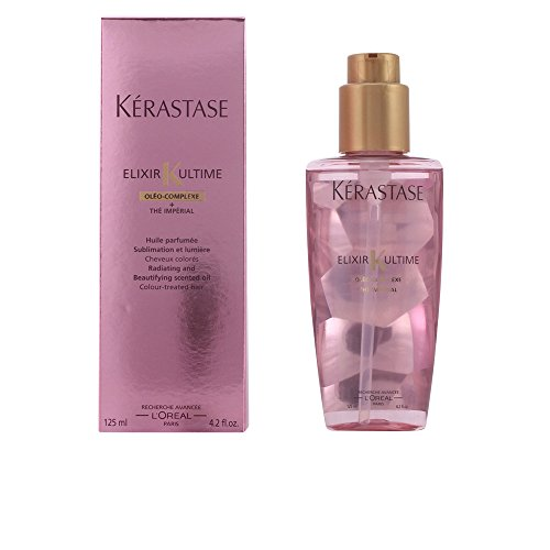 Kerastase Elixir Ultime Oleo-Complex Radiating and Beautifying Scented Oil, 4.2 Ounce by Kerastase