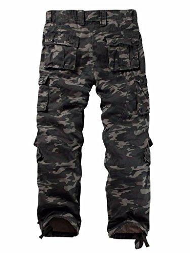 Camo Cargo Homme Must Way Pantalon H HTAZwz