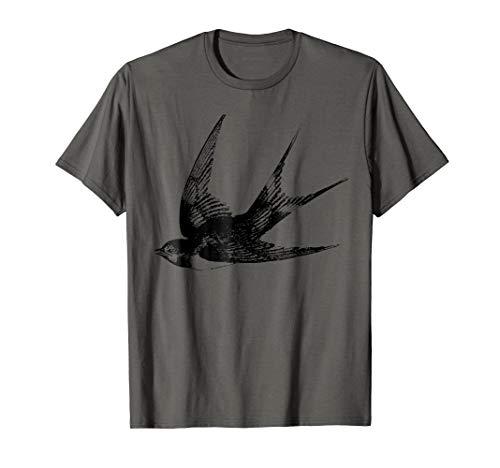 Barn Swallow T-Shirt Swallow Bird Tee Shirt