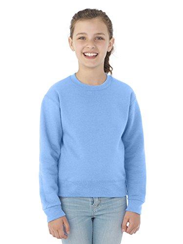 Light Blue Crew Sweatshirt - 9