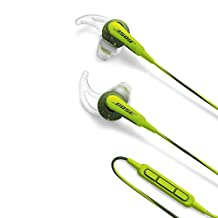 Bose SoundSport in-ear headphones – Apple devices, Energy Green