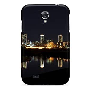Hot Style NMsDF27sihVj Protective Case Cover For Galaxys4(fort Worth Texas)
