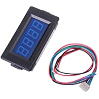 LED azul digital de 4 0-9999 arriba/abajo contador